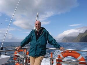 Simon Winchester im Gespräch - Literaturboot - Romane & Literatur