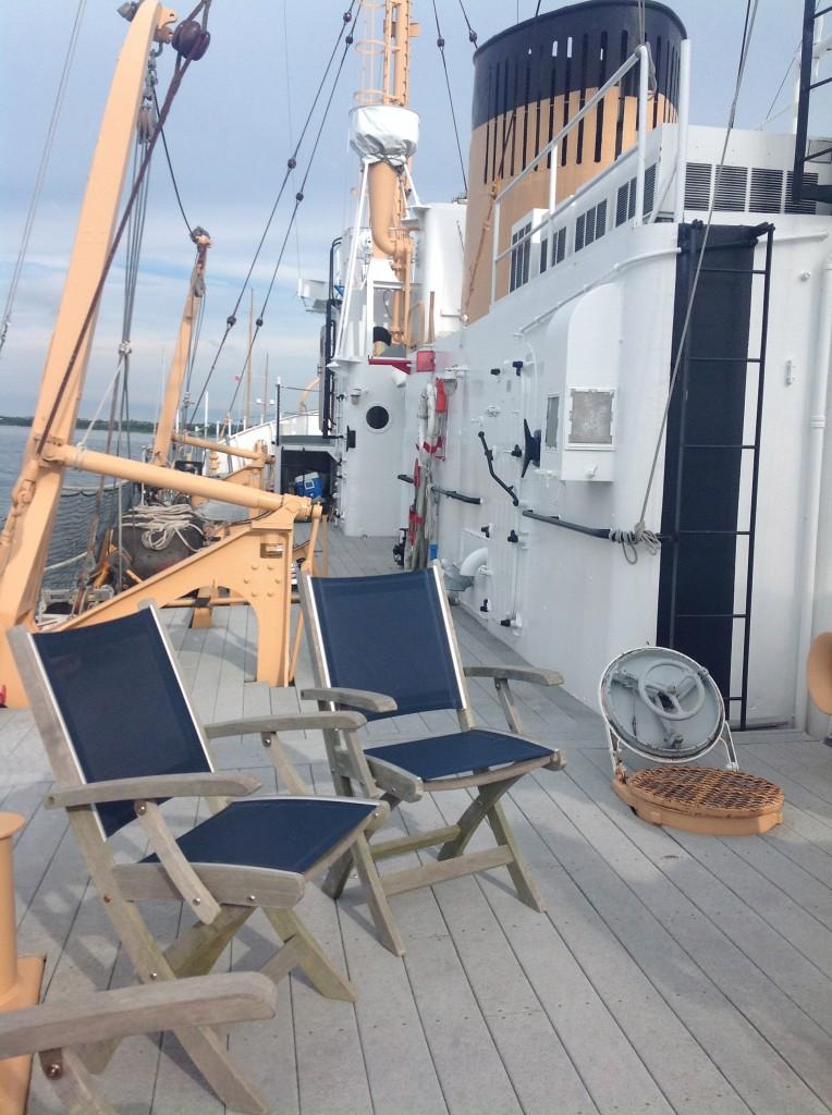 Feuer und Flamme für das Feuerschiff - Literaturboot - Reisen & Bildbände