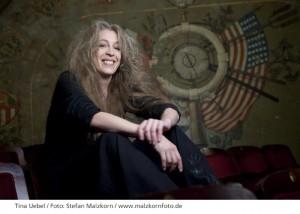 Tina Uebel - Deutsche Schriftstellerin