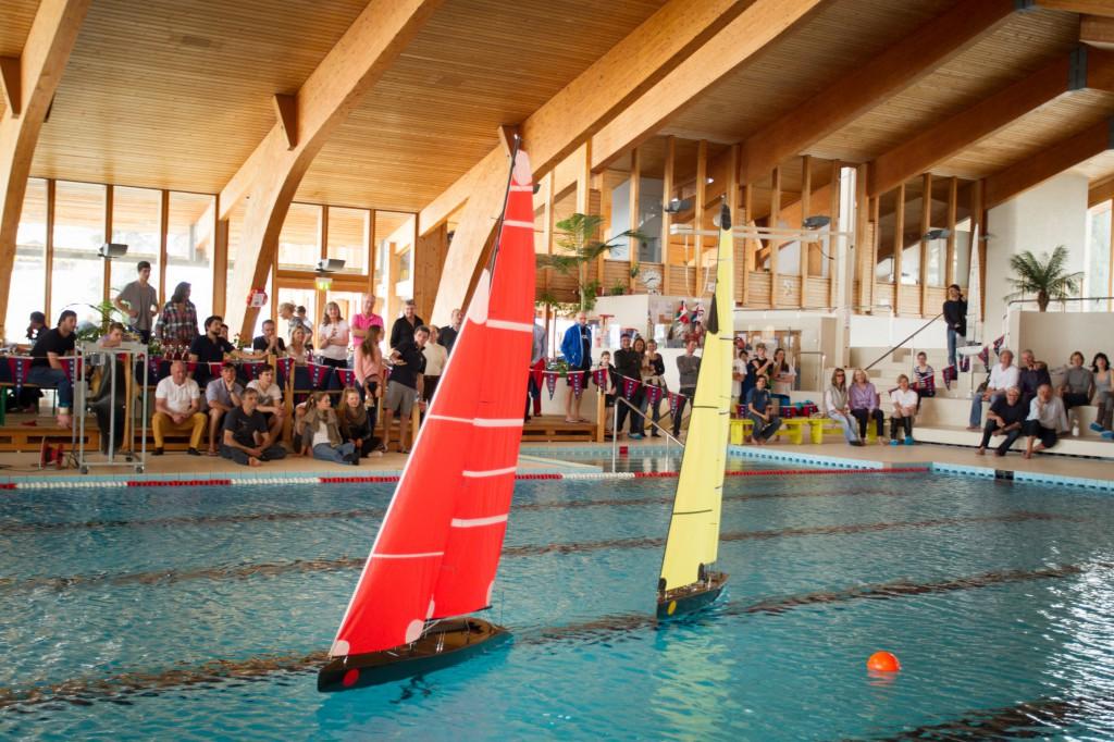 Ski-Yachting beim Gstaad Yacht Club - Literaturboot - Reisen & Bildbände, Yachten & Segler