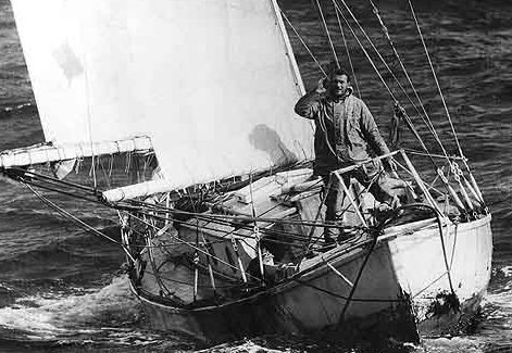 Robin Knox-Johnston - Literaturboot - Abenteuer & Fernweh, Yachten & Segler
