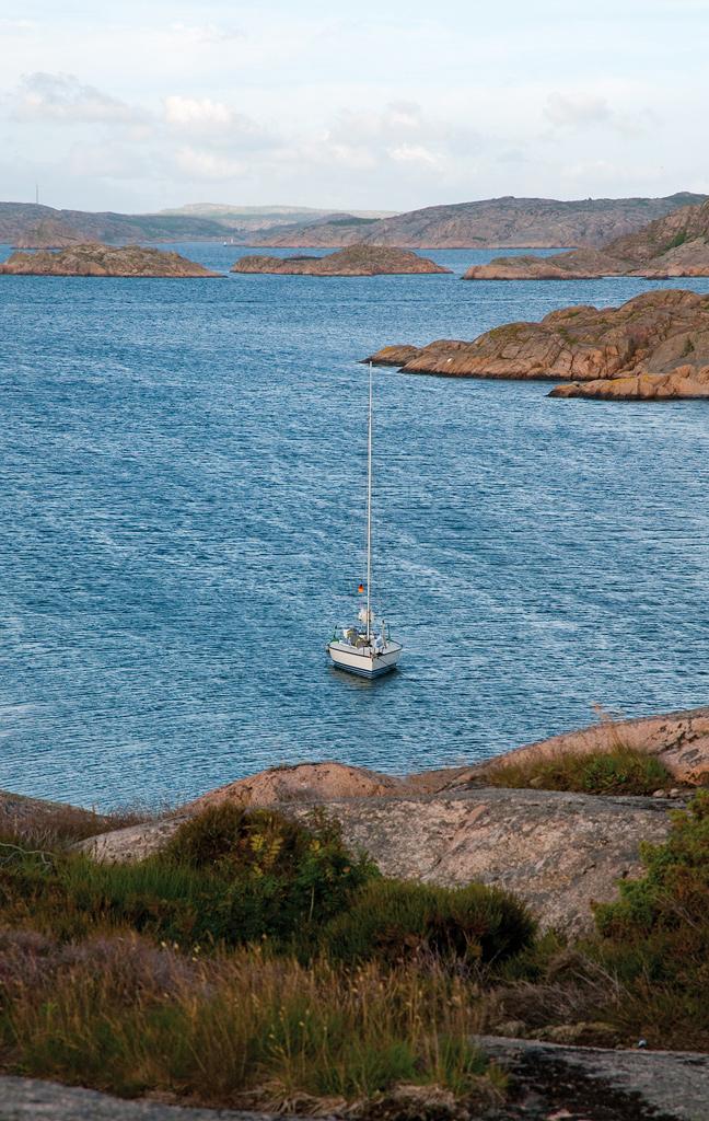 Mit Boot und Buch - zu Besuch bei Wilfried Erdmann - Literaturboot - Blog