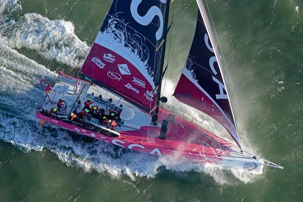 Volvo Ocean Race 2014-15 - das längste bisher! - Literaturboot - Abenteuer & Fernweh, Yachten & Segler