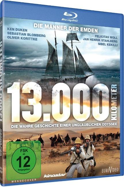 DVD 13000 Kilometer