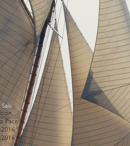 Ausstellung Light-and-sails Franco Pace