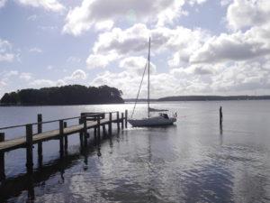 Flensburger Förde: Großer Spaß auf kleiner Distanz - Literaturboot - Blog