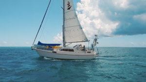 Zwischen Windstärken und Willenskraft - Literaturboot - Abenteuer & Fernweh, Blog