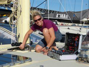 Blau Türkis Grün: Das Interview mit Mareike Guhr - Literaturboot - Buchkritiken, Empfehlung