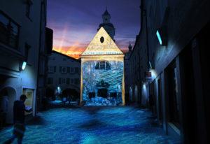 Water Light Festival - Literaturboot - Blog