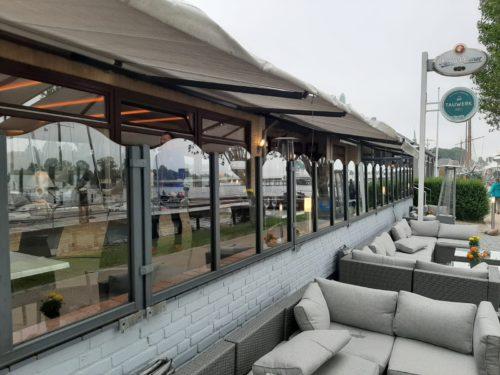 Beste Hafenrestaurants: Heimatlos in Kappeln - Literaturboot - Blog
