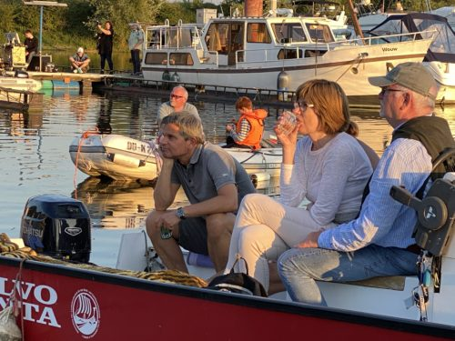 Das Beibootkonzert in Wesel - Literaturboot - Blog
