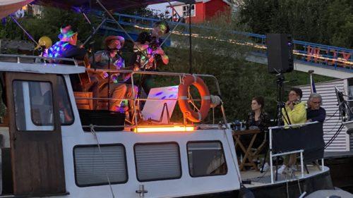 Lenzpumpe: Das Magazin - Literaturboot -