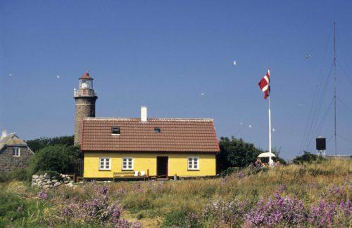 Hirsholmene – vergessene Inseln im Kattegat - Literaturboot - Blog