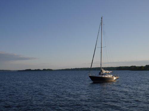 Den Anker verschluckt - Literaturboot - Blog