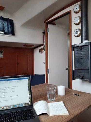 Liveaboard: Keine Spur von Landlust! - Literaturboot - Blog