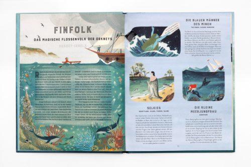 Atlas der Meerjungfrauen - Literaturboot - Buchkritiken, Empfehlung