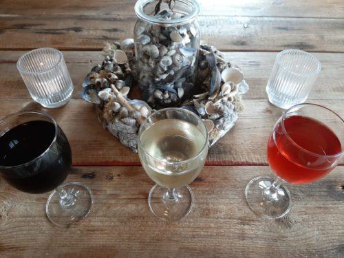 Dänischer Wein - von der Insel Årø - Literaturboot - Blog
