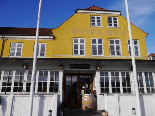 Beste Hafenrestaurants: Hotel Ærø, Svendborg - Literaturboot - Blog
