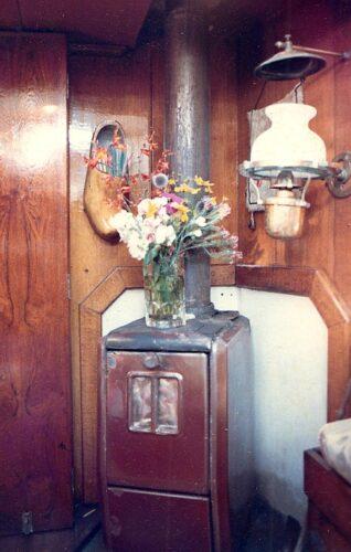Tom Cunliffe: Kaminöfen an Bord - Literaturboot - Blog