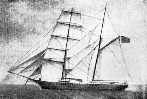 Der Seemann von der Mary Celeste. Oder: Decameron auf der Hallig. - Literaturboot - Blog, Buchkritiken, Empfehlung