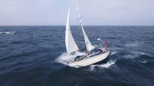 No Bullshit Just Sailing - Erik Aanderaa aus Norwegen - Literaturboot - Blog