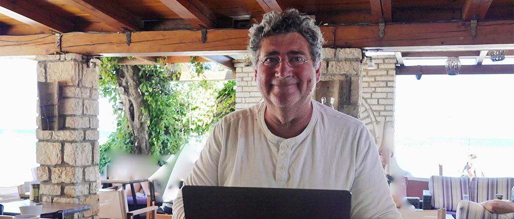Detelf Jens, Journalist und Autor von 4 Segelbüchern