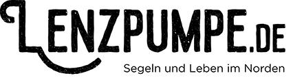 Lenzpumpe Segelmagazin Logo - Segeln und Leben im Norden