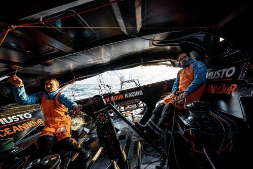 Ocean Race Europe - Literaturboot - Blog